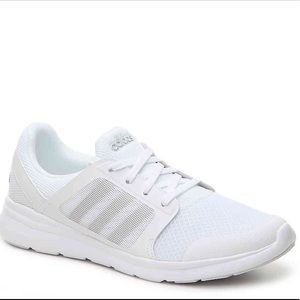 Adidas Neo White Cloudfoam Shoes